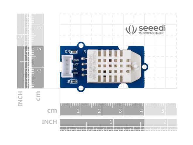 Grove - Temperature & Humidity Sensor Pro