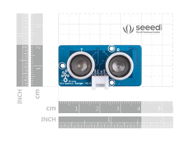 Grove - Ultrasonik Sensör