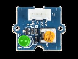 Grove - Yeşil LED - Thumbnail