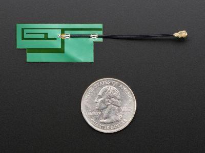 GSM/Cellular Quad-Band Antenna – uFL Connector