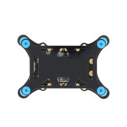 Güç Dağıtım Kartı 5in1 5/12 V BEC Darbe Emici Platformlu (APM, Pixhawk) - Thumbnail
