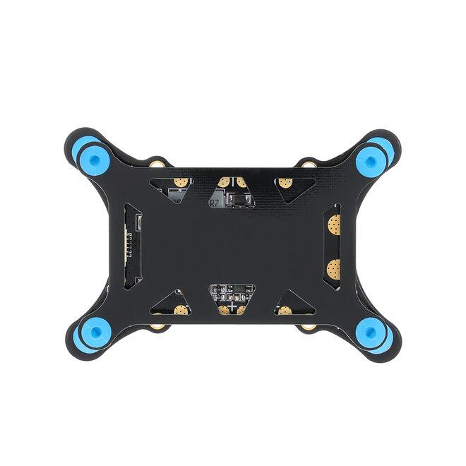 Güç Dağıtım Kartı 5in1 5/12 V BEC Darbe Emici Platformlu (APM, Pixhawk)