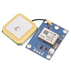 China - GY-NEO6MV2 GPS Modülü - Uçuş Kontrol Sistem GPS'i