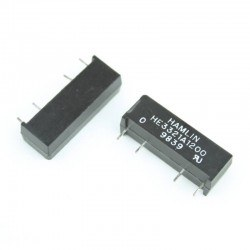 HAMLIN - Hamlin 12V 4 Pin Relay - HE3321A1200