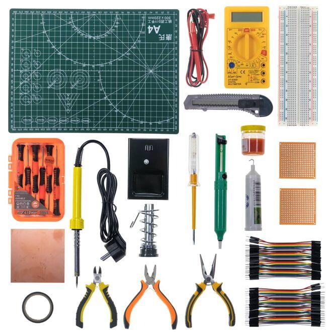 Hand Tools Tool Box Set(maker)
