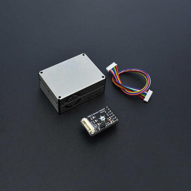 Hava Kalite Ölçme Sensörü (PM 2.5, Formaldehit, Sıcaklık ve Nem)