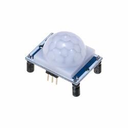 Robotistan - HC-SR501 Ayarlanabilir IR Hareket Algılama Sensörü - Pir