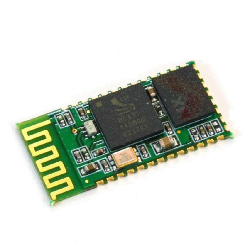 Buy Hc05 Serial Port Bluetooth Module Bc417 With Cheap Price