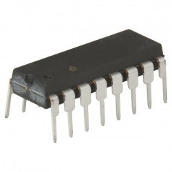 Robotistan - HCF4015 Dual 4-Stage Static Shift Register