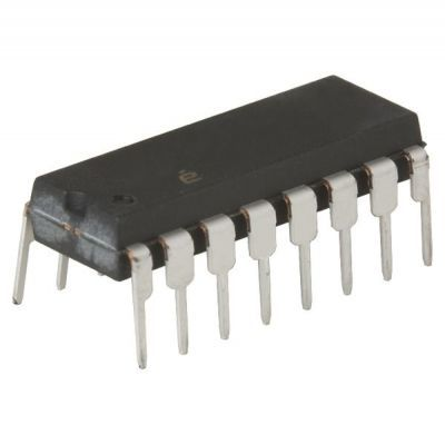 HCF4015 Dual 4-Stage Static Shift Register
