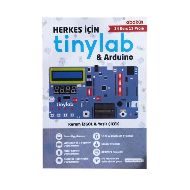 Herkes İçin Tinylab ve Arduino - Kerem İzgöl, Yasir Çiçek