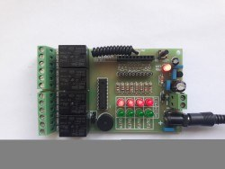 HIB03-EVB Smart Hibrit RF Geliştirme Kartı - Thumbnail