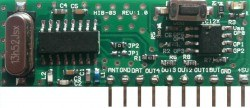 RF Hybrid - HIB03-PT-315 Smart RF Receiver Module with Decoding and Code Learning Feature