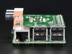 HiFiBerry DAC+ HAT - Standard RCA - Thumbnail