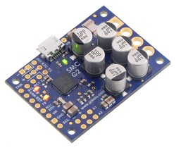 Pololu - High-Power Simple Motor Controller G2 24v19