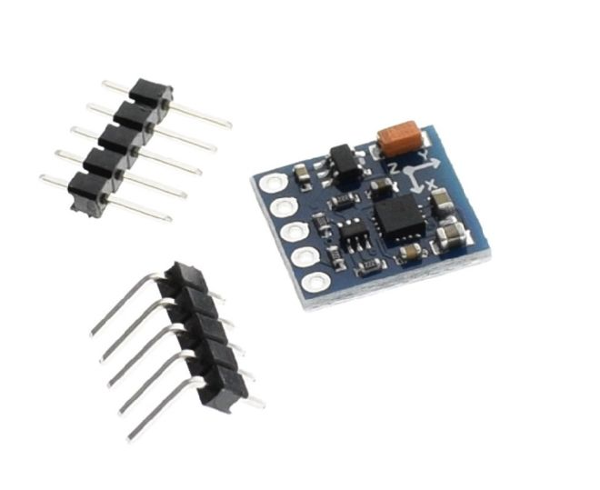 HMC5883L/QMC5883 3 Eksen Pusula Sensörü - GY-271