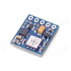 HMC5983L+BMP180 4 Axis Compass and Atmospherical Pressure Sensor - HMC5983L+BMP1 - Thumbnail