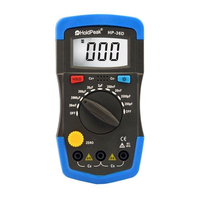 Holdpeak Capacitance Meter HP-36D