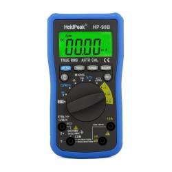 Holdpeak True RMS Multimetre HP-90B - Thumbnail