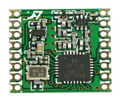 RFM69HCW-868S2