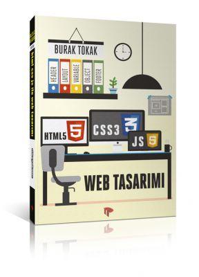 HTML5, CSS3 ve JavaScript ile Web Tasarımı - Burak Tokak