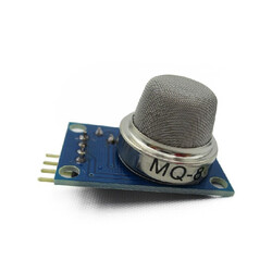 Robotistan - Hydrogen Gas Sensor Board - MQ-8