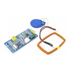 Robotistan - HZ-1050 125 kHz RFID Okuyucu + 1 Adet RFID Anahtarlık