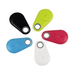 Ibeacon Bluetooth Sensor Tag - Red - Thumbnail