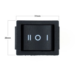 IC111 Button with Arrow, Spring - Thumbnail