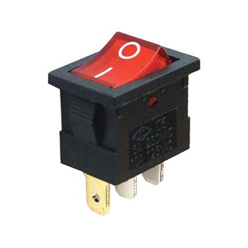 IC118 Mini Işıklı Anahtar