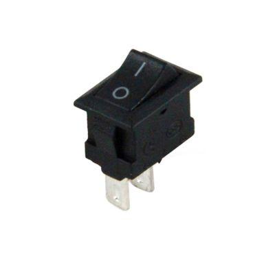 IC125B S Mini Anahtar - Siyah