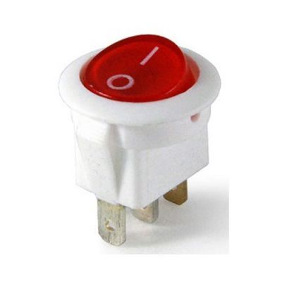 IC131 Round Lighted Switch