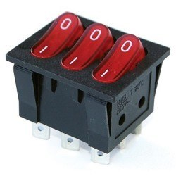 China - IC135 3 Stove Switch