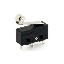 Robotistan - IC168 Orta Boy Makaralı Mikro Switch