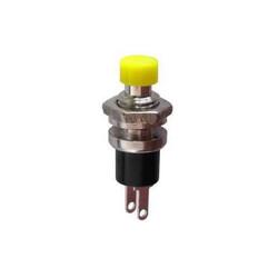 Robotistan - IC177 Yellow Push Button