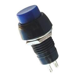 Robotistan - IC191 Plastic Short Button - Blue