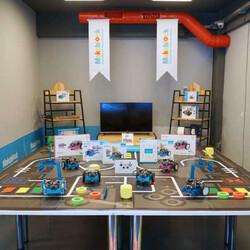 Robotistan - İlkokul ve Ortaokul mBot Robotik Laboratuarı Seti - 12+1 Kişilik Maker Laboratuarı