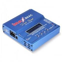 iMAX B6AC Dahili Adaptörlü LiXX, NiXX, Pb Şarj Aleti (80 W) - Thumbnail