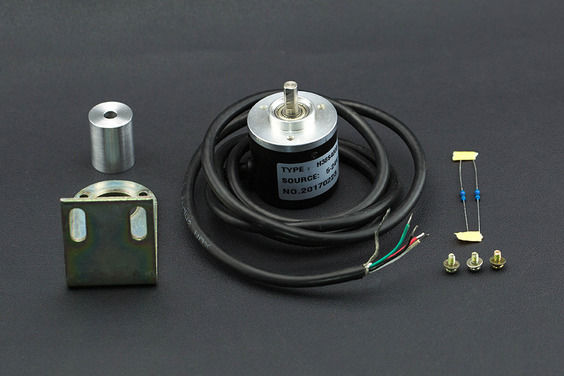 Incremental Photoelectric Rotary Encoder - 400P-R