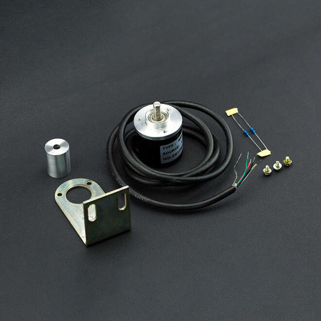 Incremental Photoelectric Rotary Encoder - 400P-R