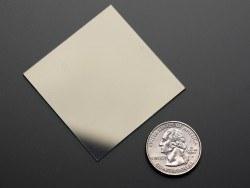 İndiyum Kalay Oksit (ITO - indium tin oxide) Kaplı Cam Levha - Thumbnail