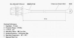 IPEX-SMA RF KABLO - RF Interface Kablosu - Thumbnail