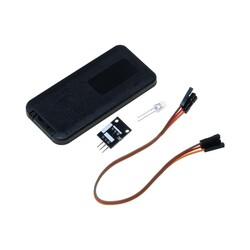 IR Alıcı Verici Kumanda Seti - IR Receiver Module Wireless Remote Control K - Thumbnail