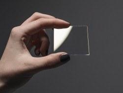 ITO (Indium Tin Oxide) Coated Glass Plate - Thumbnail