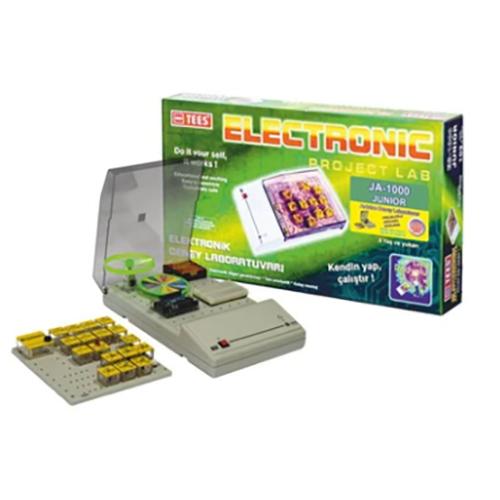 JA-1000 Temel Elektronik ve Kodlama Seti ARDUINO® Uyumlu