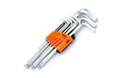 Jakemy Hex Key 9 Pieces JM-HK2-1 - Thumbnail
