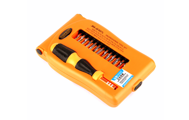 Jakemy Precision Repair Screwdriver Set 28 Parça JM-8105