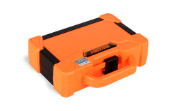 Jakemy Tool Case (Screwdriver, Side Chisel, Tweezer, Utility Knife, Ratchet Sleeve, Suction Cup) JM-8146 - Thumbnail