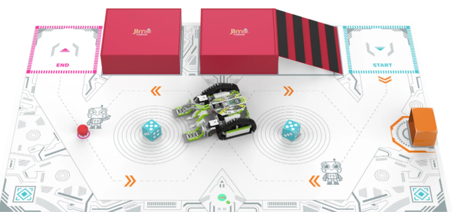 Ubtech Jimu WarriorBot Robot Kiti