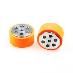 Jsumo - JS5230 Silicone Wheel (51x30 mm) - 2 Pieces